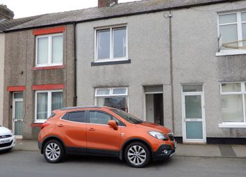 Thumbnail 3 bed terraced house for sale in 4 Golf Terrace, Silloth, Cumbria
