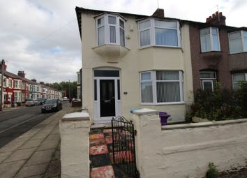 3 bed end terrace house for sale in Victoria Road, Tuebrook, Liverpool, Merseyside L13