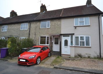 Thumbnail 2 bedroom terraced house for sale in Pix Road, Letchworth, Herts