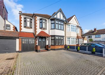 Thumbnail 4 bed semi-detached house for sale in Emerson Drive, Hornchurch