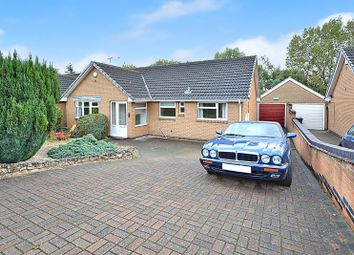 Thumbnail 3 bed detached bungalow for sale in Birchwood Avenue, Breaston, Derby
