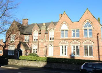 Thumbnail 2 bed flat for sale in Sugden House, Stockwell Street, Leek, Staffordshire