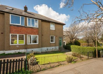 Thumbnail 2 bed flat for sale in 23 Carrick Knowe Avenue, Edinburgh