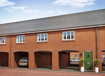 "Thumbnail 2 bed detached house for sale in ""Stevenson"" at Danegeld Avenue, Great Denham, Bedford"