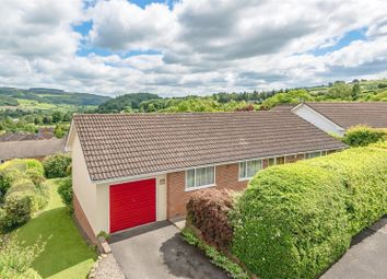 Thumbnail 3 bed detached bungalow for sale in Halfway, Rockes Meadow, Knighton