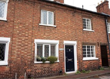 Thumbnail 2 bed terraced house for sale in School Lane, Quorn
