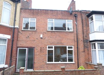 Thumbnail 3 bed terraced house for sale in Heathcote Street, Hull