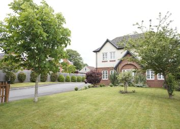 Thumbnail 4 bed detached house for sale in New Chestnut Place, Littleover