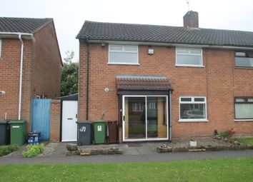 2 bed semi-detached house for sale in Lewis Avenue, Wolverhampton WV1