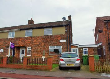 Thumbnail 3 bed semi-detached house for sale in Gulley Road, Wingate