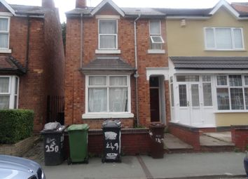 Thumbnail 3 bedroom property for sale in Staveley Road, Wolverhampton