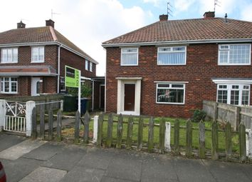 Thumbnail 3 bed semi-detached house to rent in Shelley Crescent, Middlesbrough, Teesville