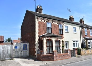 Thumbnail 4 bed end terrace house for sale in Lower Cliff Road, Gorleston, Great Yarmouth