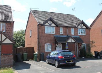 Thumbnail 2 bedroom semi-detached house for sale in The Slad, Stourport-On-Severn, Wilden Top, Stourport-On-Severn