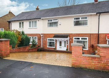 Thumbnail 3 bed terraced house for sale in Waterside, Marple, Stockport