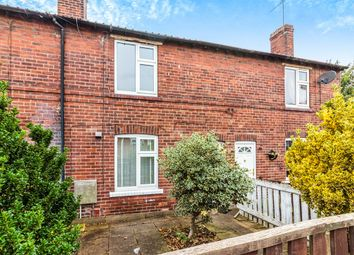 Thumbnail 2 bedroom terraced house for sale in Hartington Road, Rotherham