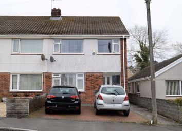 Thumbnail 3 bedroom semi-detached house for sale in Tirmynydd, Swansea