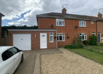 Thumbnail 2 bed end terrace house to rent in Northorpe Lane, Thurlby, Bourne, Lincolnshire