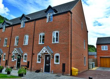 Thumbnail 3 bed town house for sale in Bath Vale, Congleton