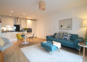 Thumbnail 2 bed flat for sale in Orchid Court, Sovereign Way, Tonbridge