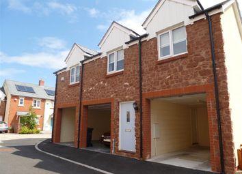 Thumbnail 2 bed flat to rent in Blacksmith Close, Wiliton, Taunton