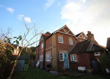 Thumbnail 3 bed semi-detached house for sale in Home Farm Cottages, Nizels Lane, Hildenborough