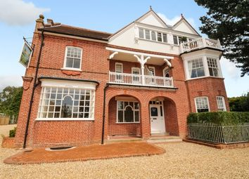Thumbnail 2 bed flat to rent in Station Road, Sway, Lymington