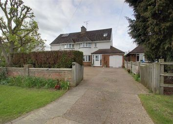 Buckland Road, Buckland, Aylesbury HP22. 4 bed semi-detached house for sale
