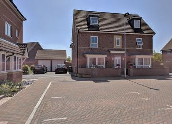 5 bed detached house for sale in Rosemary Way, Melksham SN12