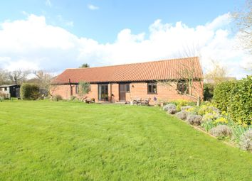 Thumbnail 3 bed barn conversion for sale in School Road, South Walsham, Norwich