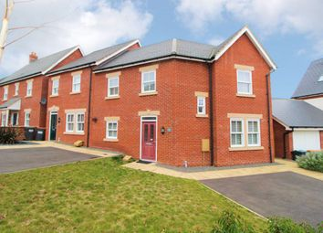 Thumbnail 3 bed semi-detached house for sale in Crowsley Road, Kempston, Bedfordshire