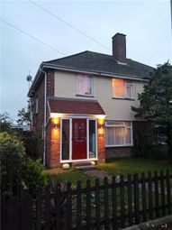 3 bed semi-detached house for sale in Nobes Avenue, Gosport, Hampshire PO13