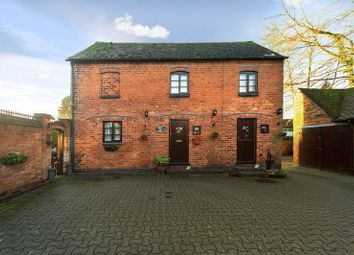 Thumbnail 3 bed barn conversion for sale in Danescourt Road, Tettenhall, Wolverhampton