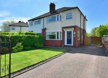 Thumbnail 3 bedroom semi-detached house for sale in Broadway, Offerton, Stockport