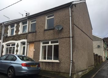 Thumbnail 2 bed end terrace house for sale in Gaen Street, Abertillery