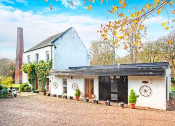 Thumbnail 3 bed country house for sale in Mill House, Land & Silverwitch Kennels, Penicuik, Midlothian