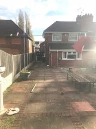 Thumbnail 3 bed semi-detached house to rent in Valley Road, Bloxwich, Walsall WS33eu