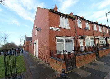 Thumbnail 3 bedroom terraced house for sale in Barnesbury Road, Benwell, Newcastle Upon Tyne
