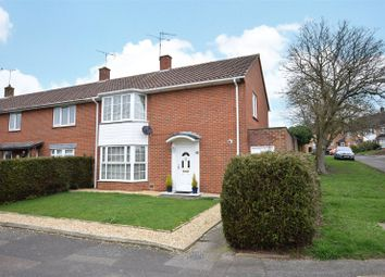 Thumbnail 3 bedroom end terrace house for sale in Braybrooke Road, Bracknell, Berkshire