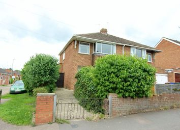 Thumbnail 3 bed semi-detached house for sale in Neithrop Avenue, Banbury, Oxfordshire