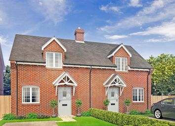 Thumbnail 1 bed semi-detached house for sale in Merlion Homes, Norton Heights, Lovedean, Waterlooville, Hampshire