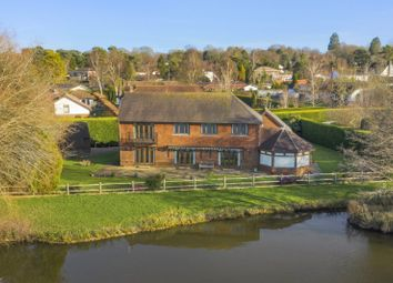 Thumbnail 4 bed detached house for sale in Brook Chase, Nyetimber Copse, West Chiltington