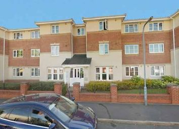 Thumbnail 2 bedroom flat for sale in Brookside, Wednesbury, West Midlands