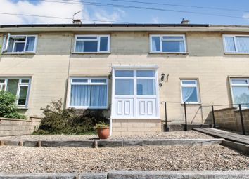 Thumbnail 3 bed terraced house for sale in Garrick Road, Bath