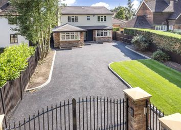 Thumbnail 4 bed detached house for sale in Mead Road, Chislehurst