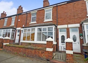 Thumbnail 2 bed terraced house for sale in Basford Park Road, May Bank, Newcastle-Under-Lyme