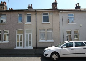 Thumbnail 2 bed terraced house to rent in Mcdonald Road, Heysham, Morecambe
