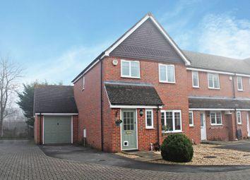 3 bed end terrace house for sale in Apple Dene, Bramley, Tadley RG26