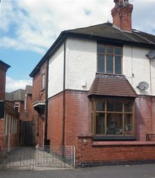 Thumbnail 3 bedroom semi-detached house to rent in Lansdowne Road, Hartshill, Newcastle-Under-Lyme