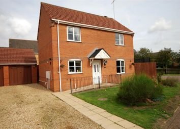Thumbnail 3 bed detached house for sale in Kensington Close, Holbeach, Spalding